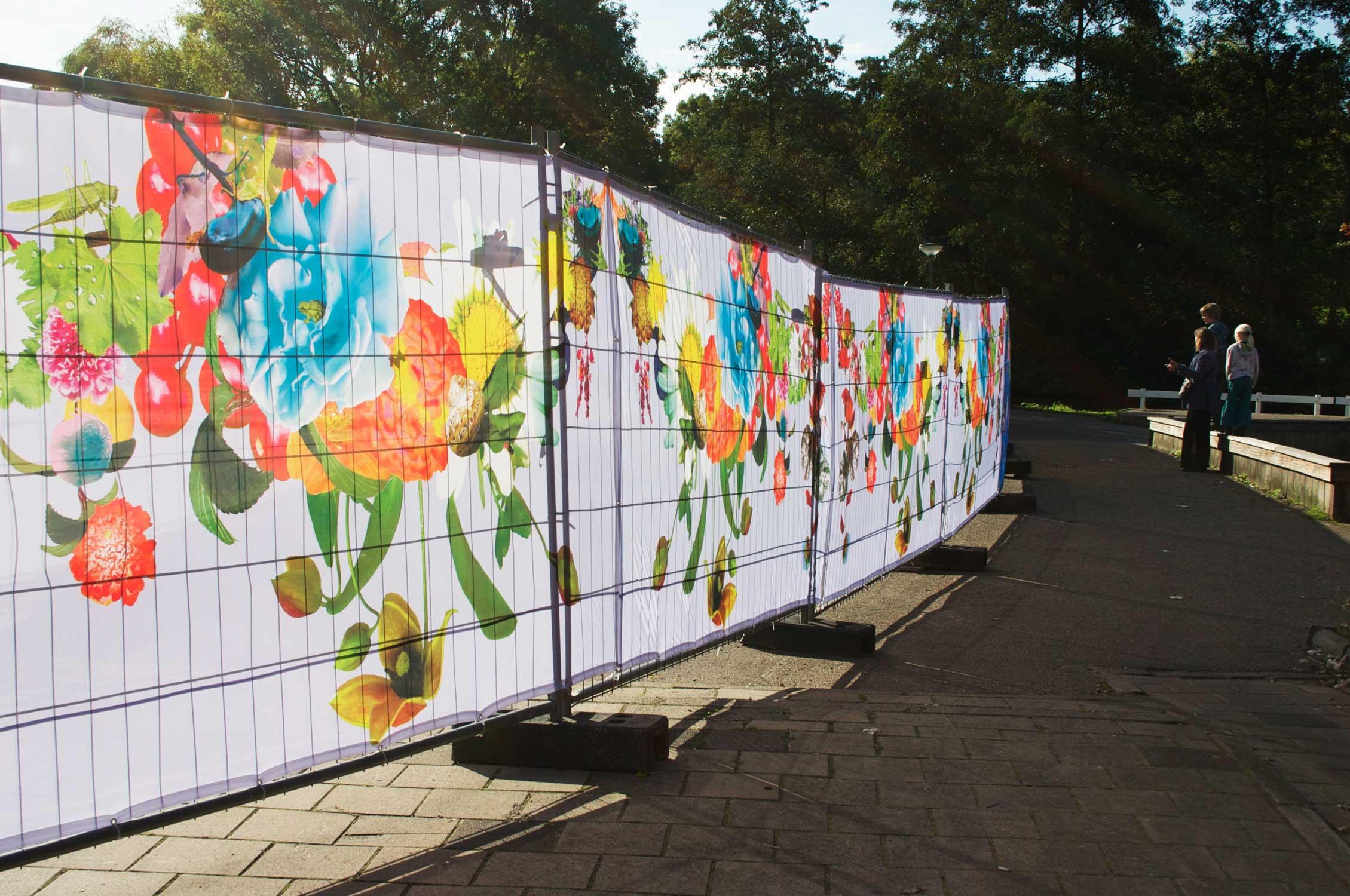 Geerten Ten Bosch, bloemen / flowers,                       ,