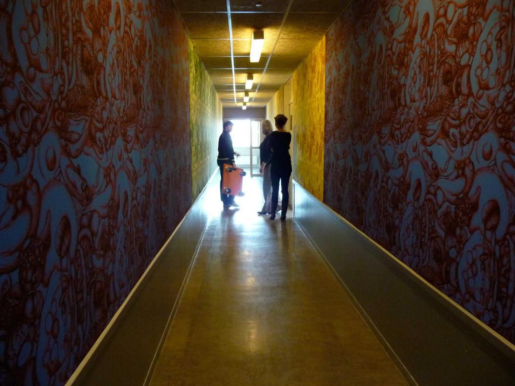 Geerten Ten Bosch, Schouwburg Rotterdam,                               text, tekst, verhaal, story, textiel, textile, art