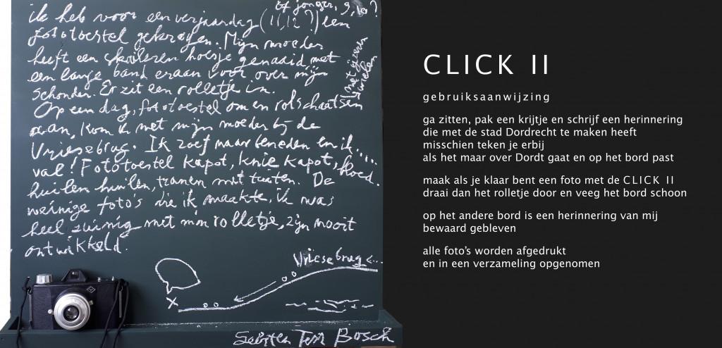 Geerten Ten Bosch, C L i C K   I I,                               ,