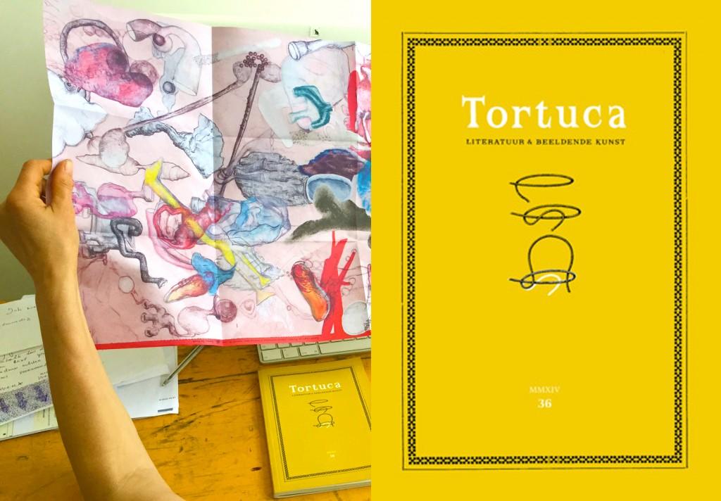Geerten Ten Bosch, Tortuca #36,                               ,
