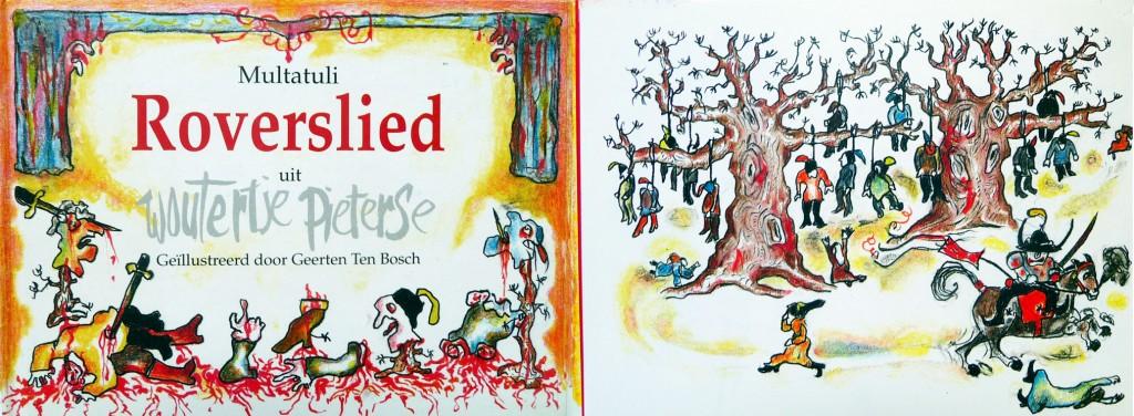 Geerten Ten Bosch, boek/book,                               , illustratie, illustration, childrenbook, kinderboek,