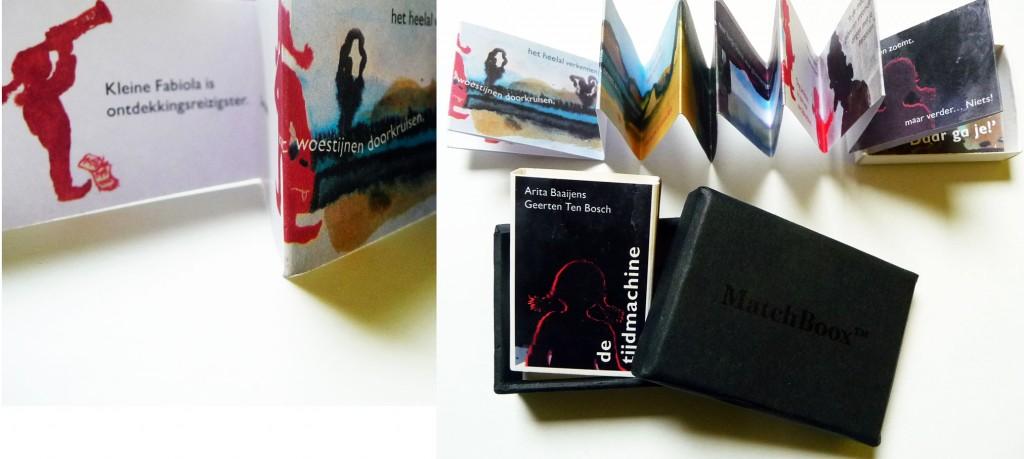 Geerten Ten Bosch, boek/book,                               , illustratie, illustration, childrenbook, kinderboek, matchboox